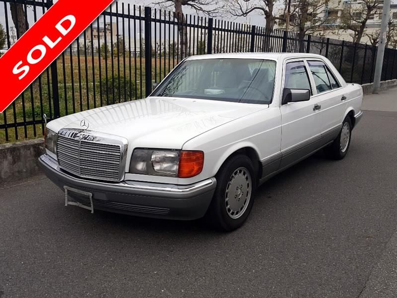 Japan Car Auction : Smile JV : Japanese Used Cars : Mercedes